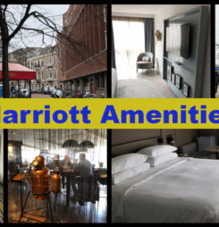 Amsterdam Marriott Hotel Amenities