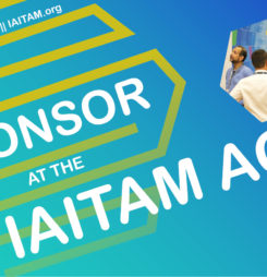 Sponsor at the IAITAM ACE